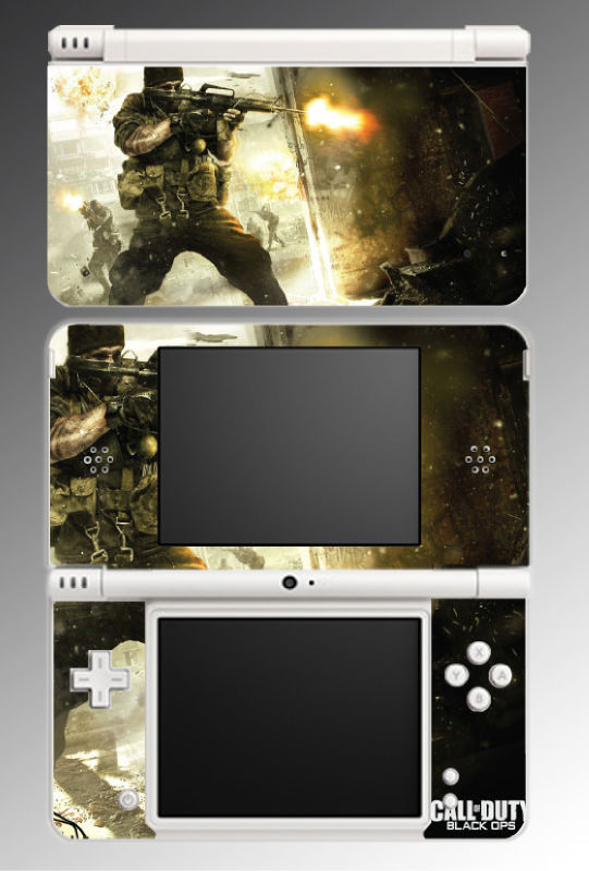 Black Ops Dsi. Call Of Duty Black Ops Game