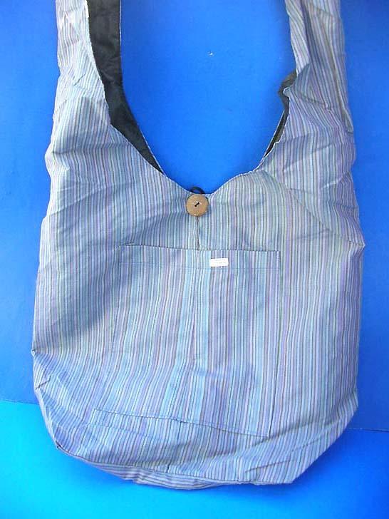 6 pcs hippie crossbody Bali long shoulder strap tote bags*Ship ...