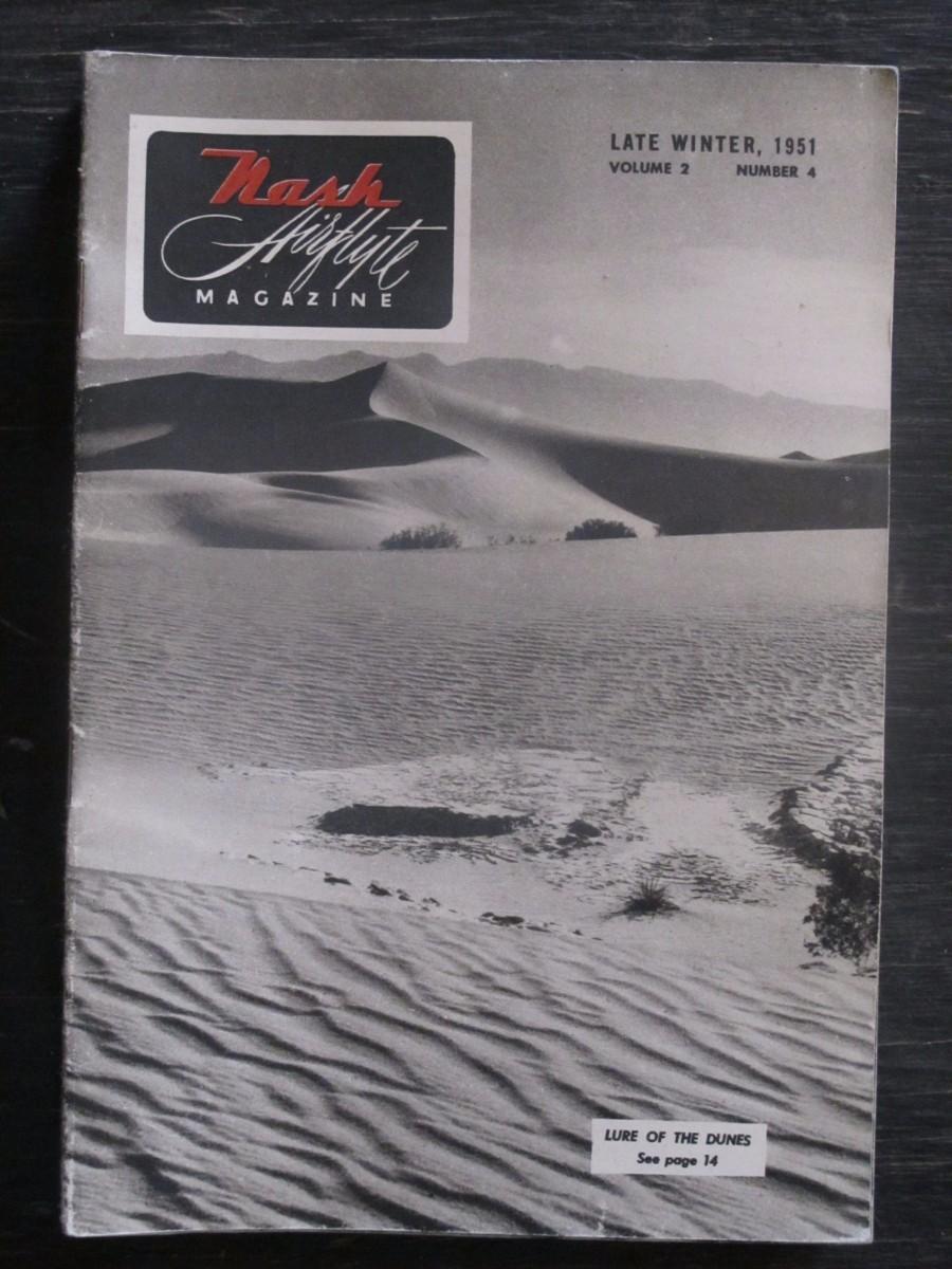 Nash Airflyte Magazine Late Winter 1951