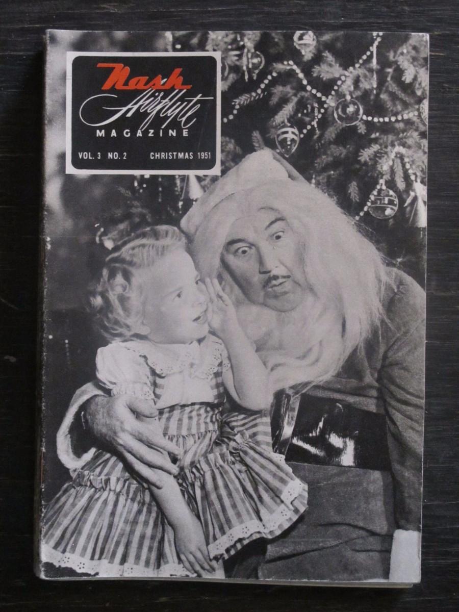 Nash Airflyte Magazine Christmas 1951