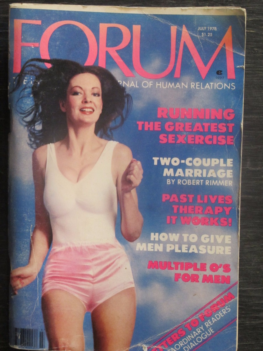 Penthouse Forum Magazine July 1978