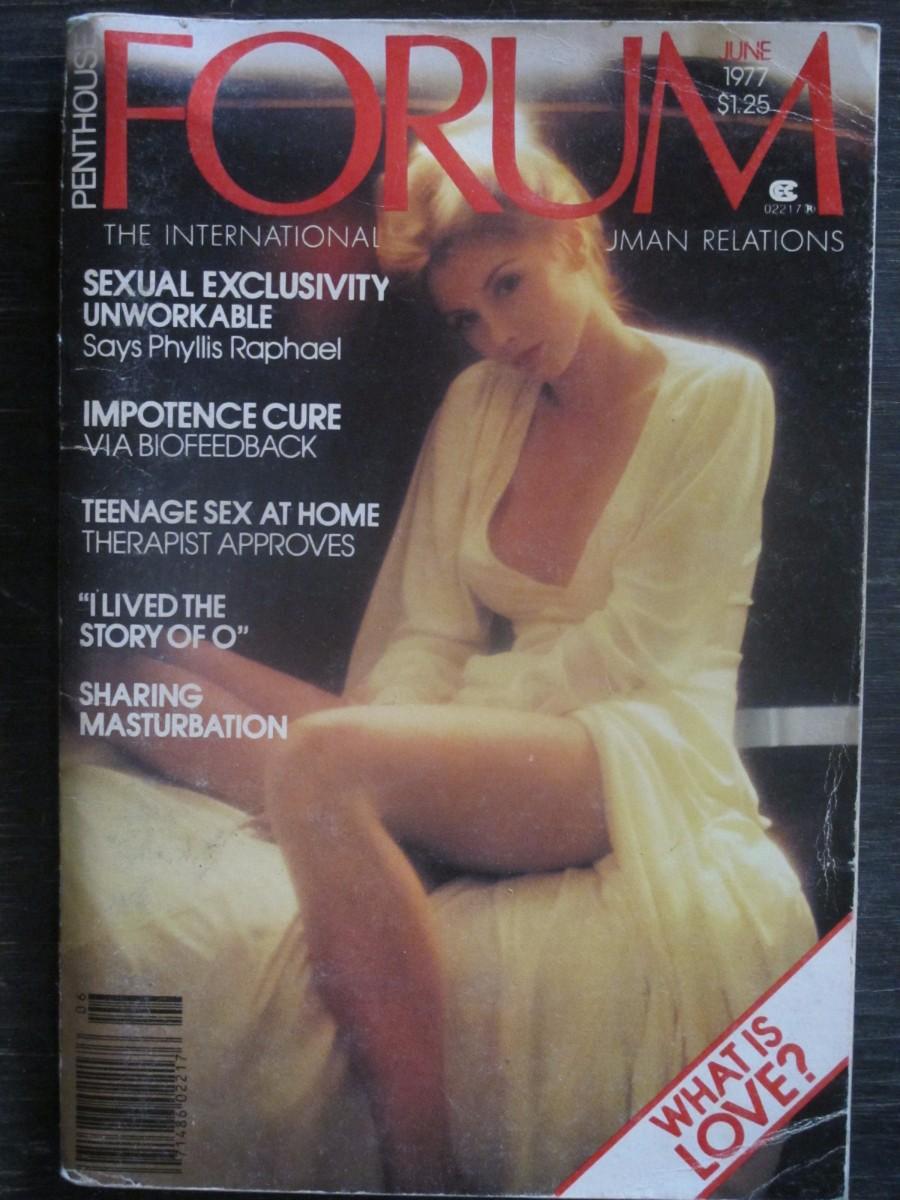 Penthouse Forum Magazine June 1977