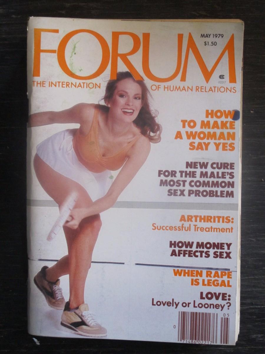 Penthouse Forum Magazine May 1979