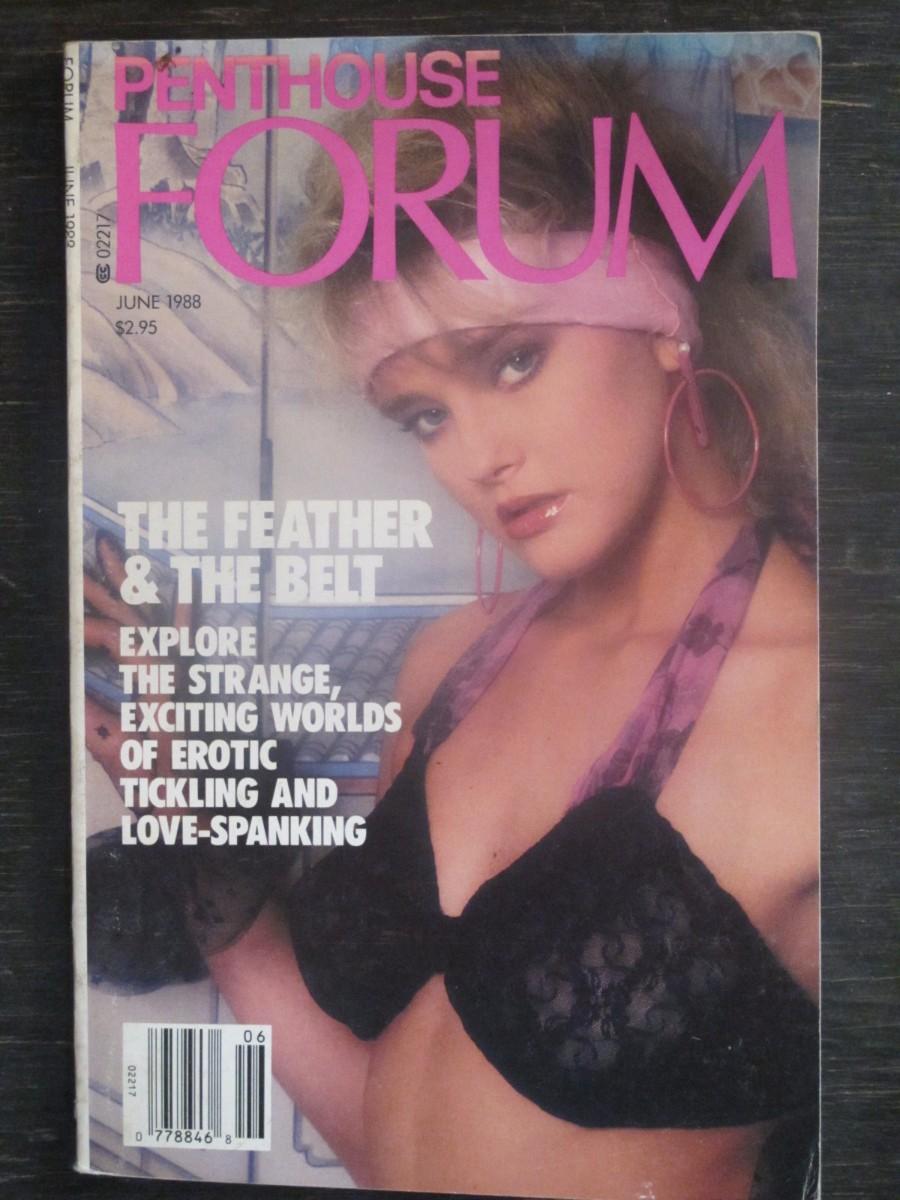 Penthouse Forum Magazine June 1988