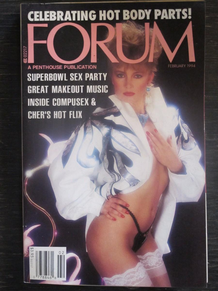 Penthouse Forum Magazine February 1994