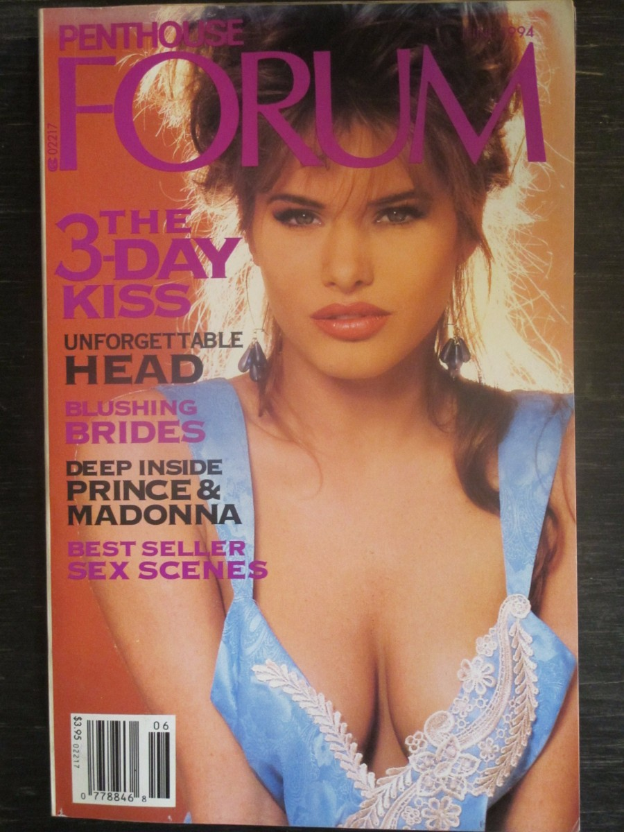 Penthouse Forum Magazine June 1994