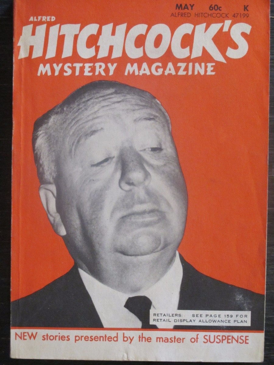 Alfred Hitchcock's Mystery Magazine May 1971