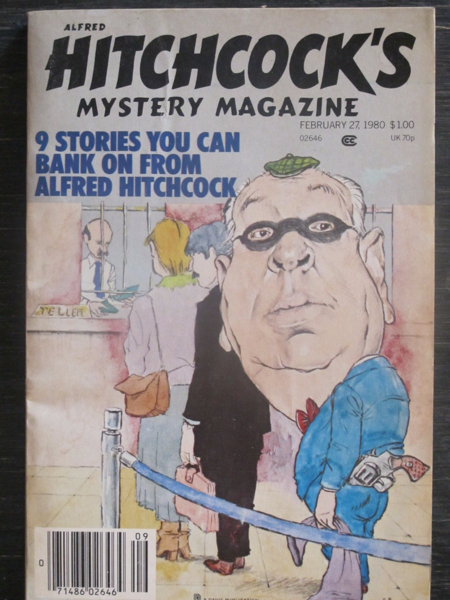 Alfred Hitchcock's Mystery Magazine February 27, 1980