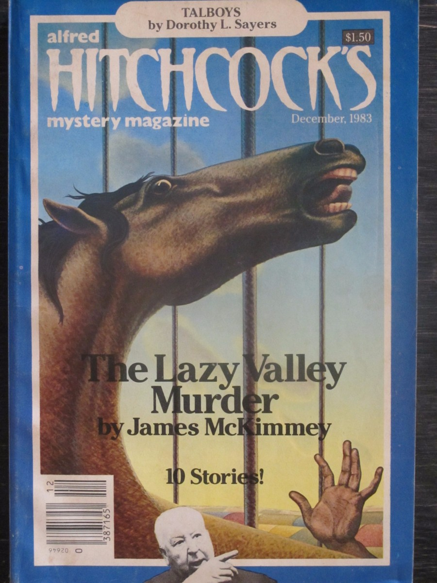 Alfred Hitchcock's Mystery Magazine December 1983