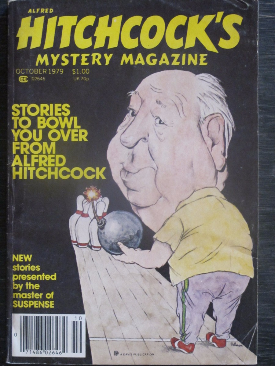 Alfred Hitchcock's Mystery Magazine October 1979