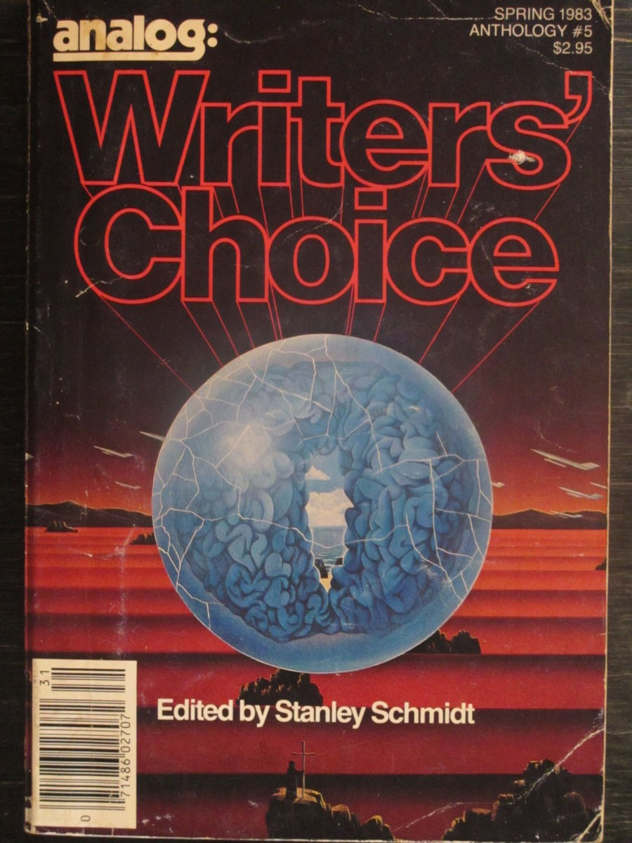 Analog Science Fact / Fiction Writer's Choice #5 Magazine 1983