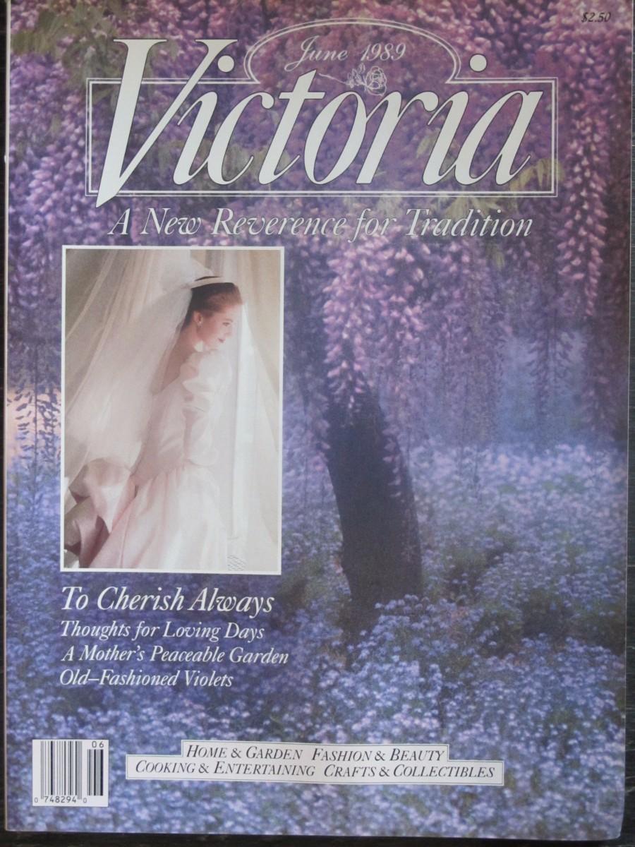 Victoria Magazine June 1989