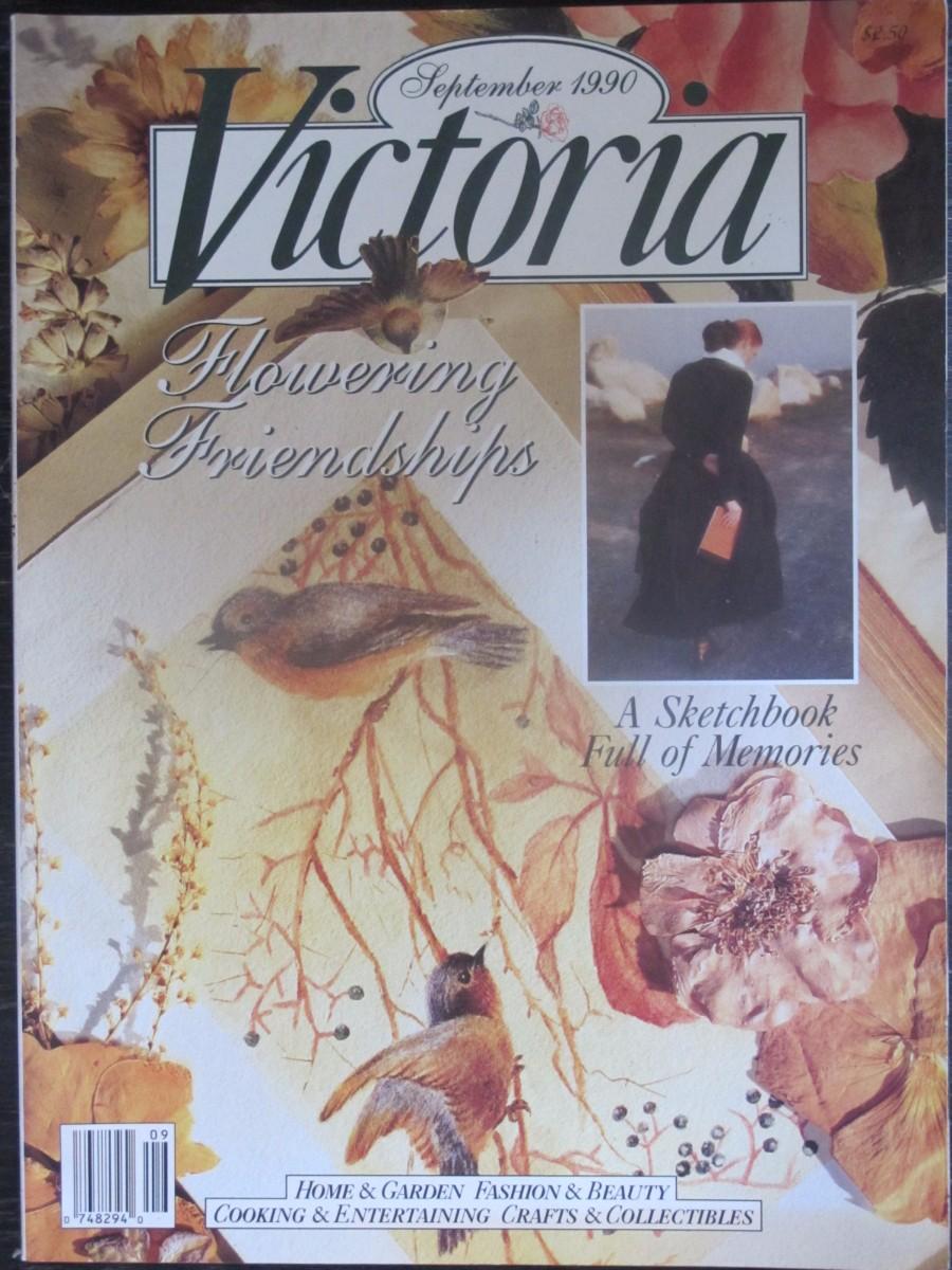 Victoria Magazine September 1990