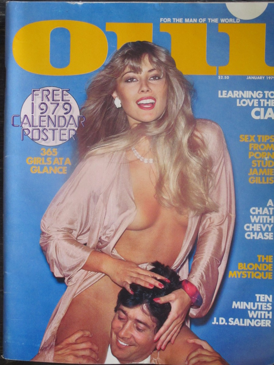 Oui Magazine January 1979 Dee Dee