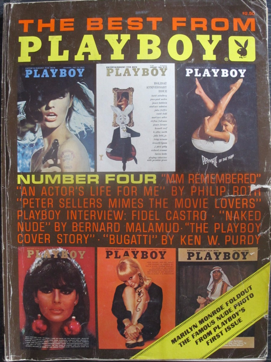 The Best from Playboy #4 Magazine 1970