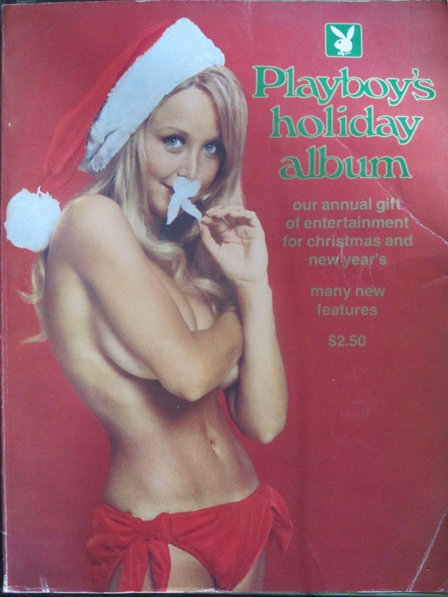 Playboy's Holiday Album Magazine 1971