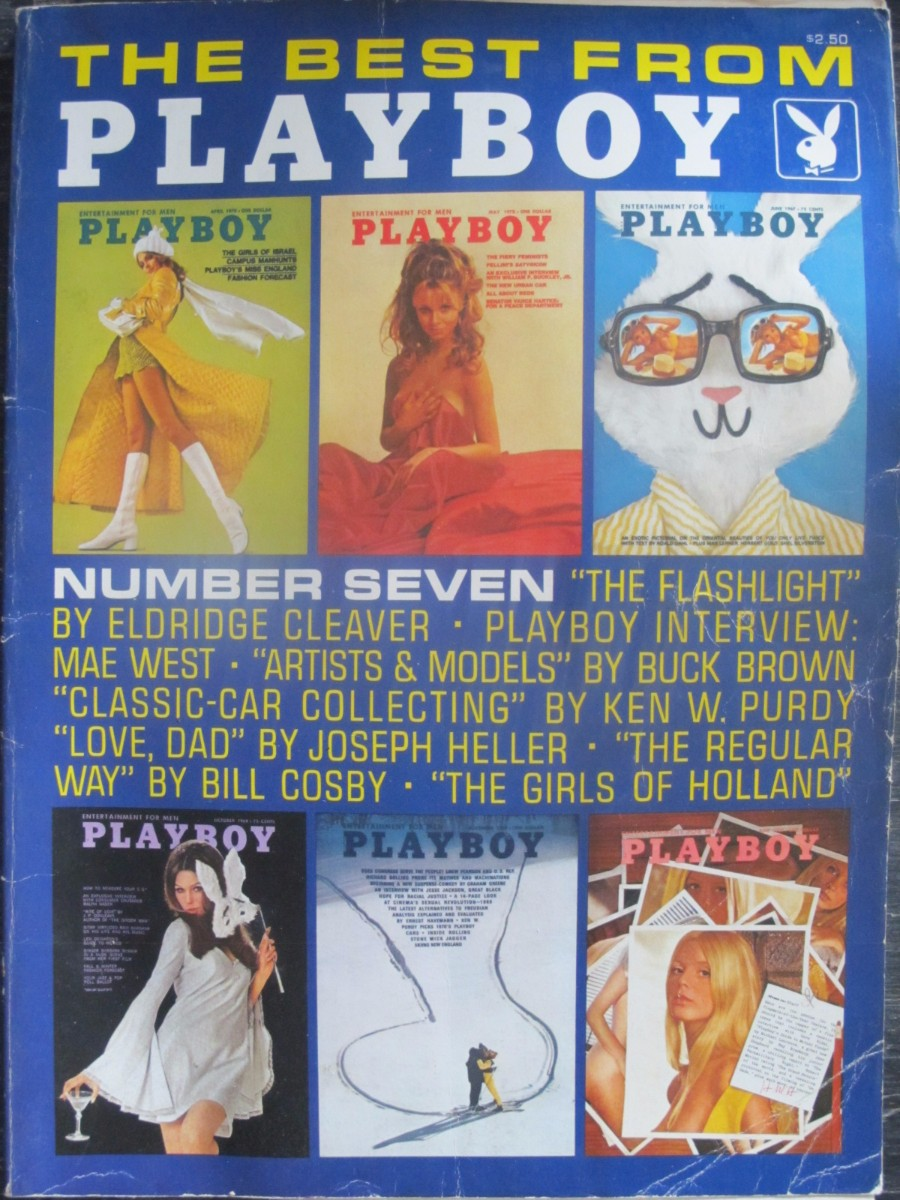 The Best From Playboy #7 Magazine 1973
