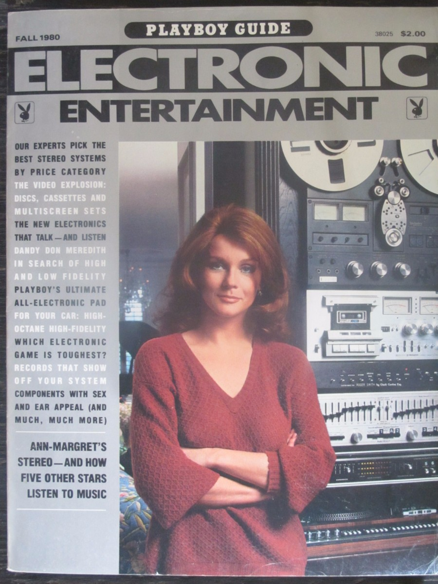 Playboy Guide Electronic Entertainment Magazine Fall 1980