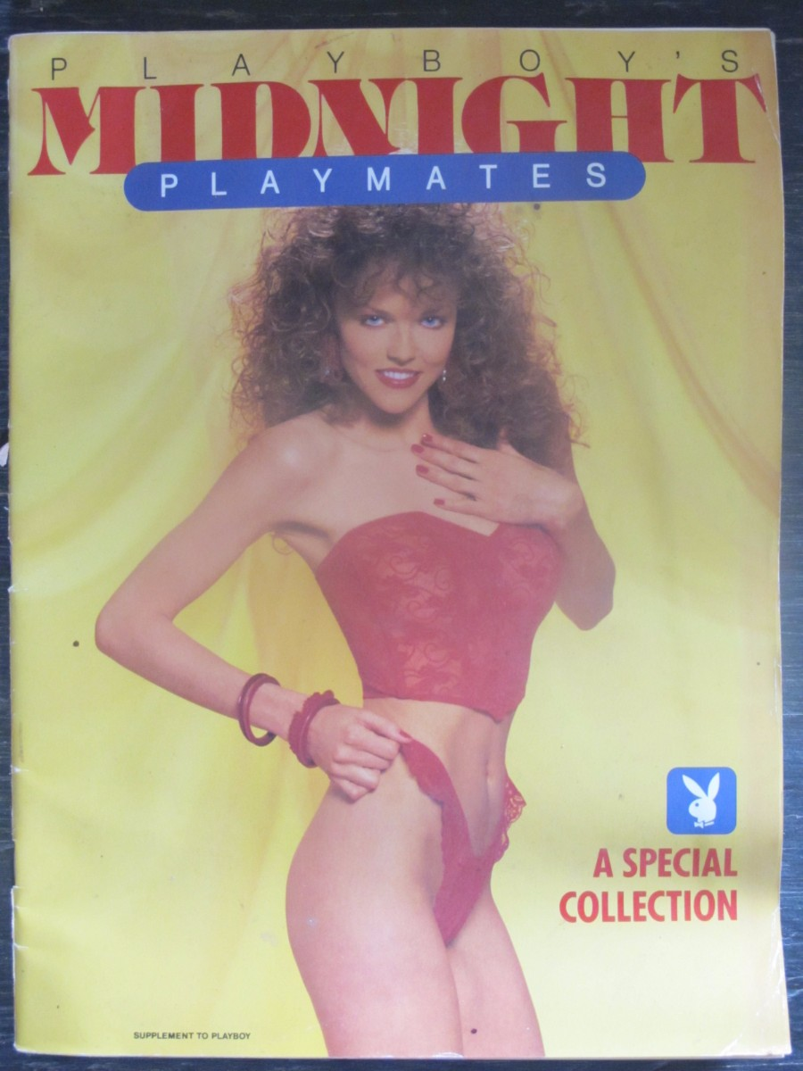 Playboy's Midnight Playmates Magazine 1990