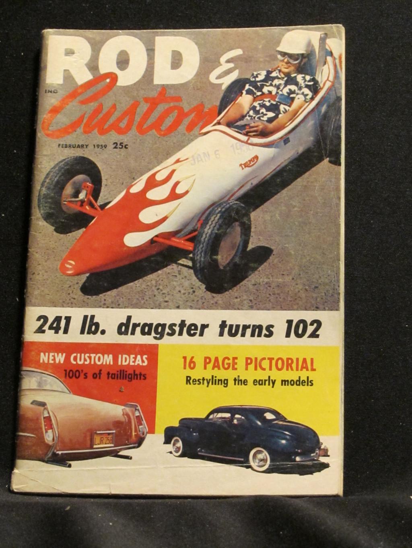 Rod & Custom Magazine February 1959