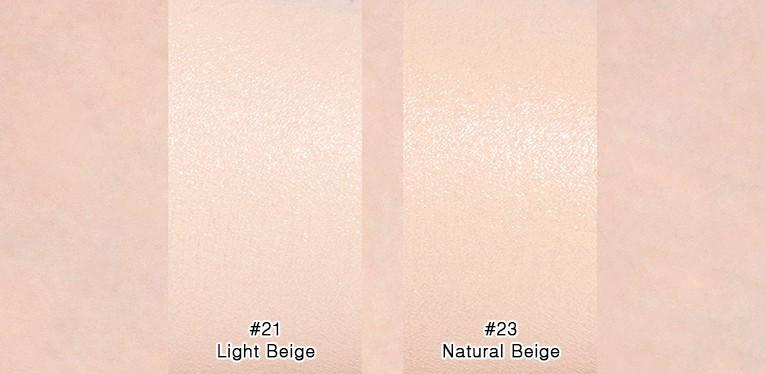 Cica Redness Moisture Cover Cushion Option