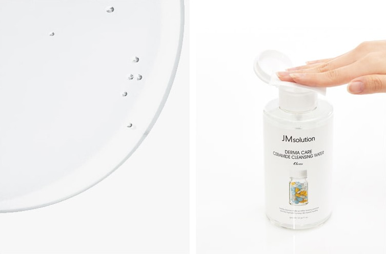 Derma Care Ceramide Cleansing Water Detail