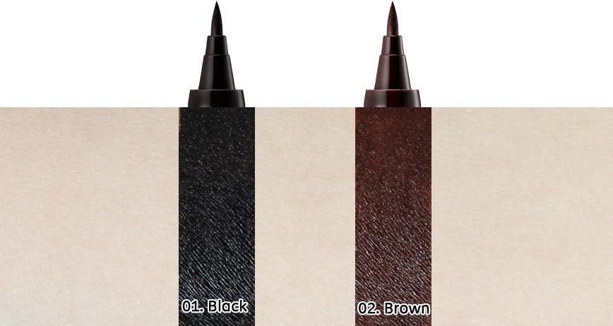 Movie Star One Stroke Pen Eyeliner Option