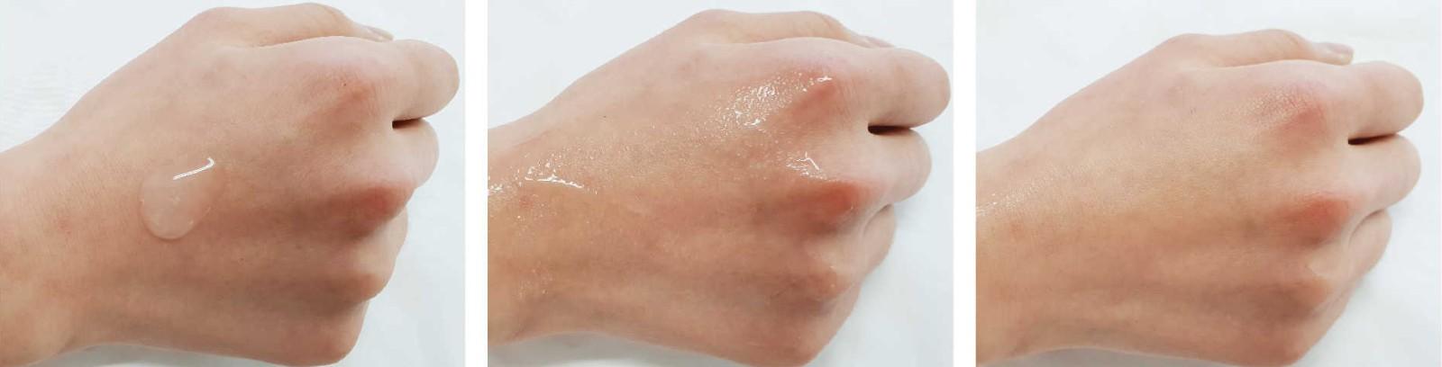 Noni Light Oil Serum Texture