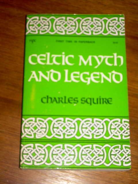 2-CELTIC-MYTH-LEGEND-BOOKS-Squire-TWILIGHT-Yeats