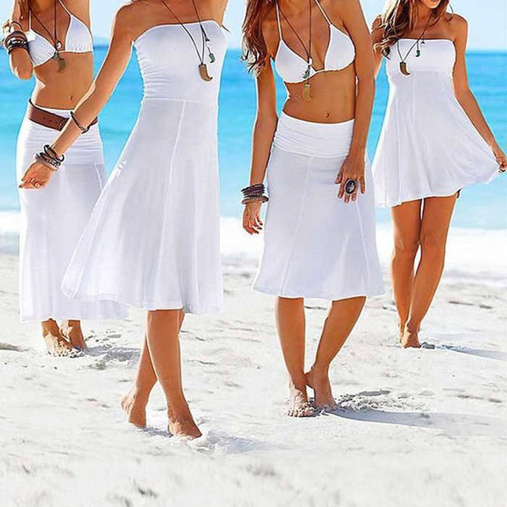 Юбки Платья Летние