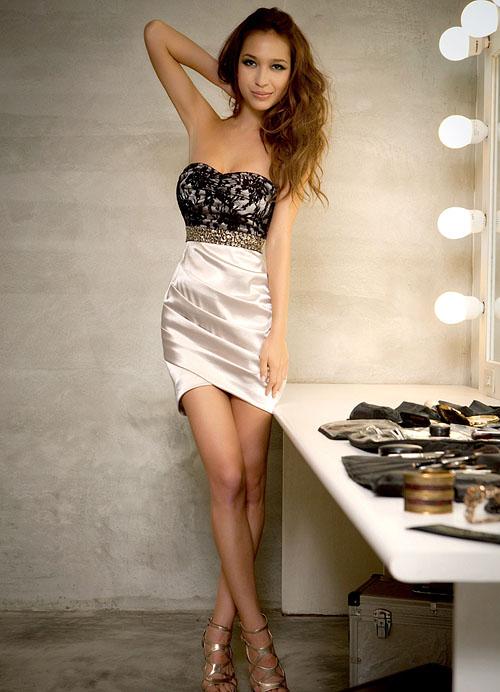 Купить 121553L00# Платье (размер L) в интернет-магазине just-style.net
