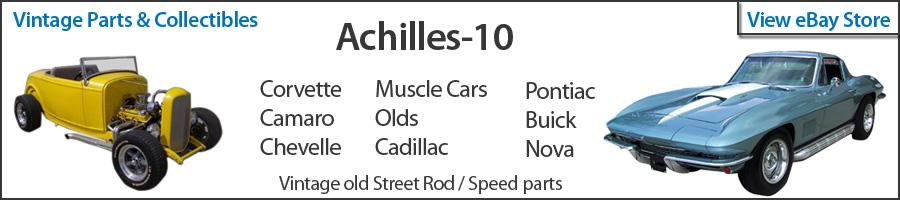 Achilles-10 eBay Store