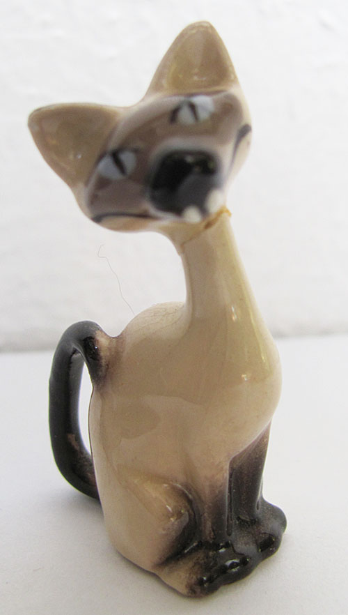 Siamese Cat Figurines Uk