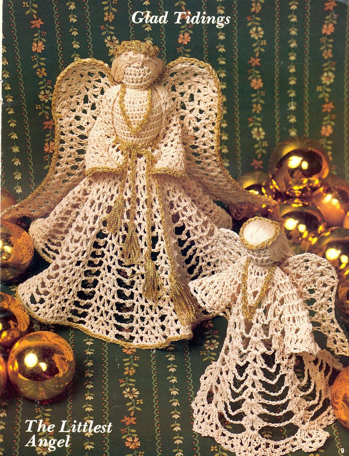 Crochet Angels Lookup Beforebuying