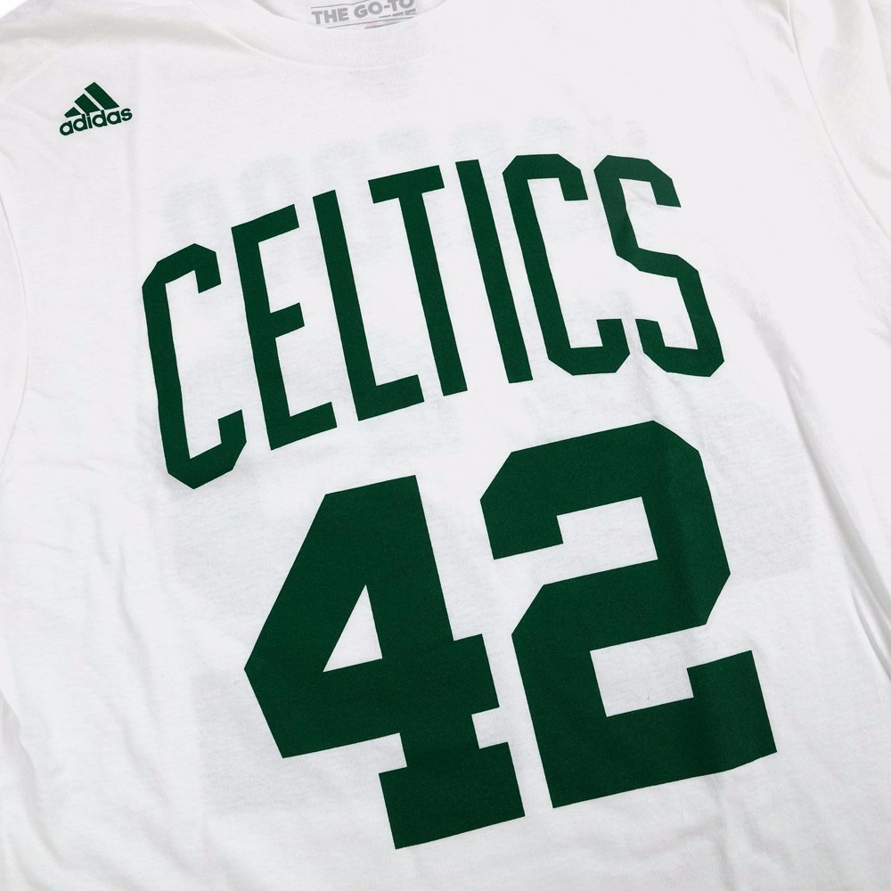 NBA Adidas Name & Number Player Jersey Team Color T-Shirt Collection ...