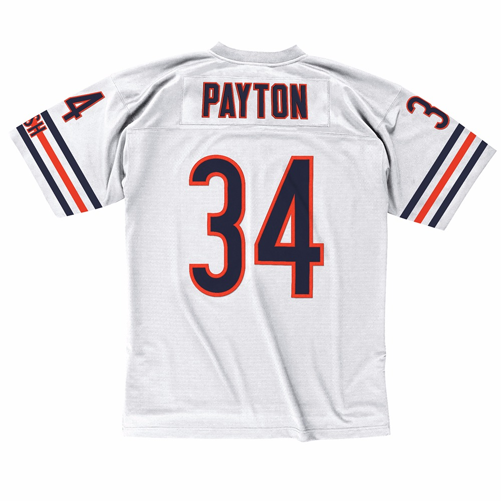 NFL-Mitchell-amp-Ness-Throwback-Player-Road-White-Legacy-Jersey-Collection-Men-039-s thumbnail 82