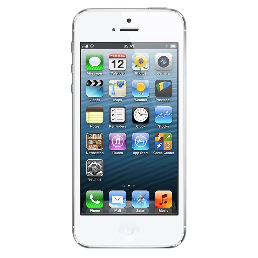 Iphone 5 back png apple iphone 5 16gb - Functionality 100