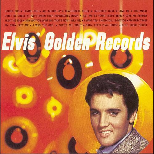 ELVIS-PRESLEY-Golden-Records-CD-NEW-Very-Best-Of-Greatest-Hits-Hound-Dog