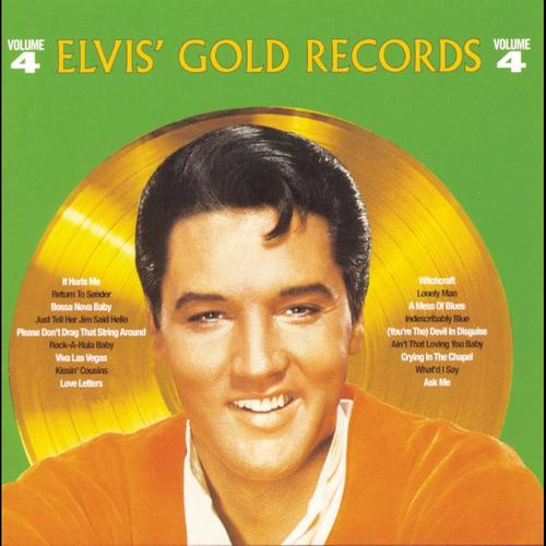 ELVIS-PRESLEY-Gold-Records-Volume-4-CD-NEW-Very-Best-Of-Greatest-Hits