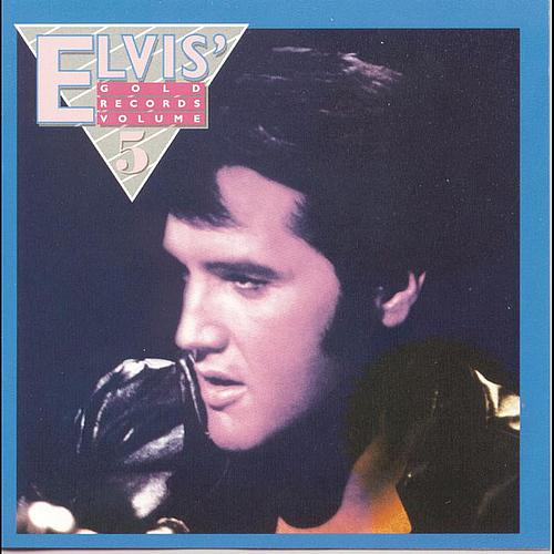 ELVIS-PRESLEY-Gold-Records-Volume-5-CD-NEW-Very-Best-Of-Greatest-Hits