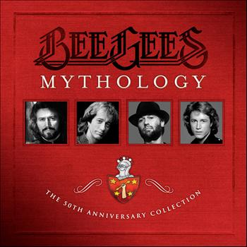 BEE-GEES-Mythology-The-50th-Anniversary-Collection-4-CD-Set-NEW-Best-Of