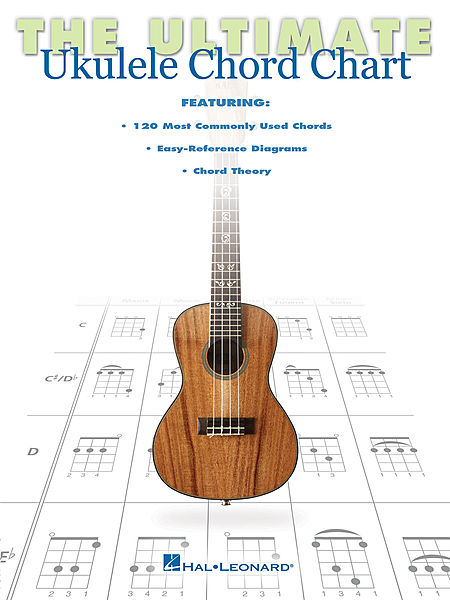 The-Ultimate-Ukulele-Chord-Chart-NEW-120-Chords-Easy-Reference-Diagrams