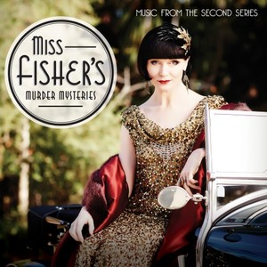 MISS-FISHERS-MURDER-MYSTERIES-MUSIC-FROM-THE-SECOND-SERIES-Soundtrack-CD-NEW