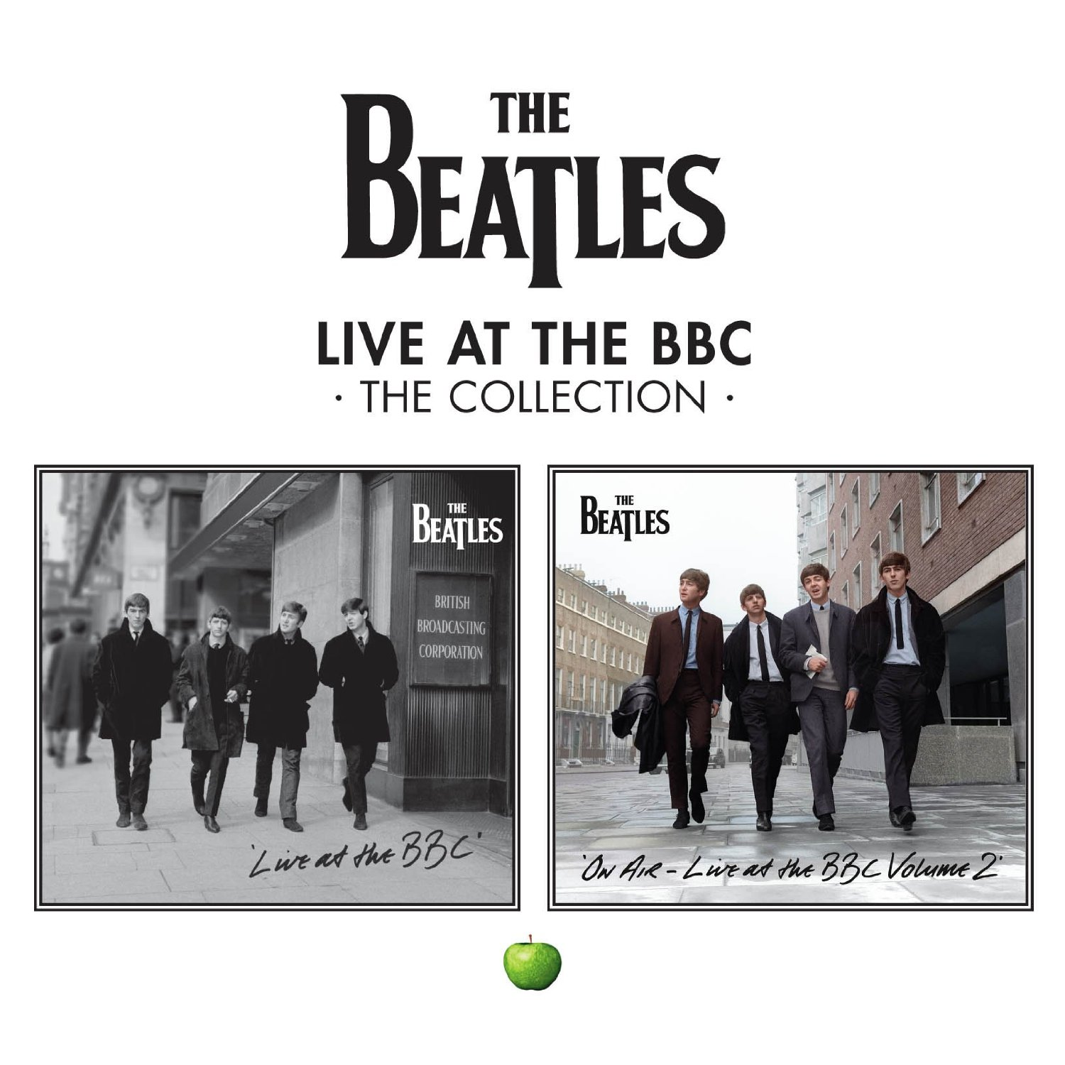 THE-BEATLES-Live-At-The-BBC-The-Collection-4-CD-Box-Set-NEW-On-Air-Vol-1-2