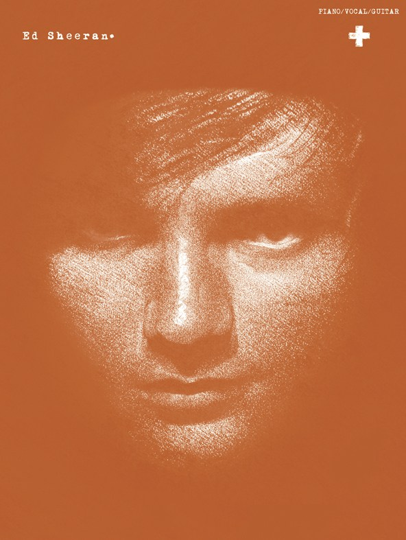 Ed-Sheeran-Plus-PVG-Book-NEW-Piano-Vocal-Guitar-Sheet-Music-Song