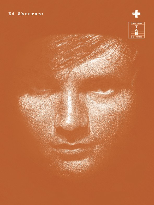 Ed-Sheeran-Plus-Guitar-TAB-Book-NEW-Sheet-Music-Song-inc-The-A-Team