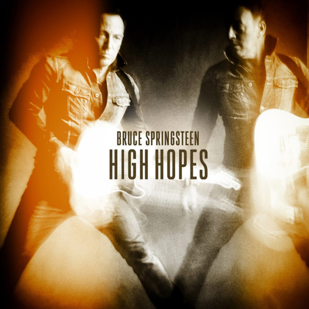 BRUCE-SPRINGSTEEN-High-Hopes-CD-DVD-NEW-Ft-Tom-Morello-Born-In-The-USA