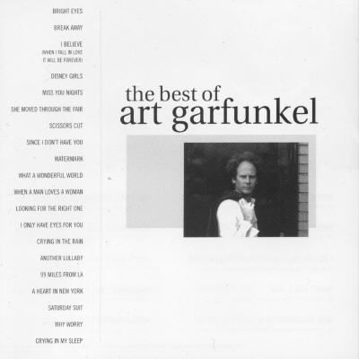 ART-GARFUNKEL-The-Best-Of-CD-NEW-Greatest-Hits-inc-Bright-Eyes-Break-Away