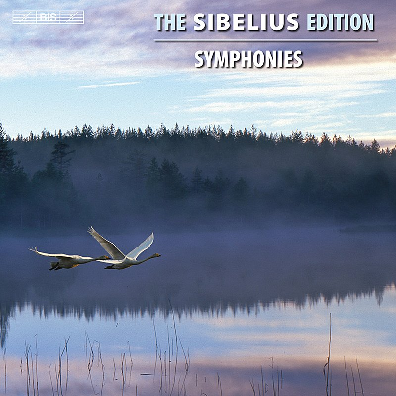 JEAN-SIBELIUS-The-Sibelius-Edition-Volume-12-Symphonies-5-CD-Box-NEW-BIS