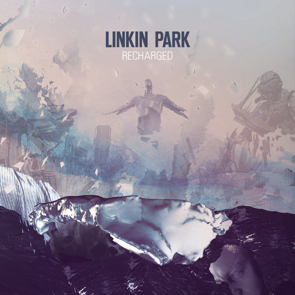 LINKIN-PARK-Recharged-CD-NEW-Reinterpretations-Living-Things-ft-Steve-Aoki